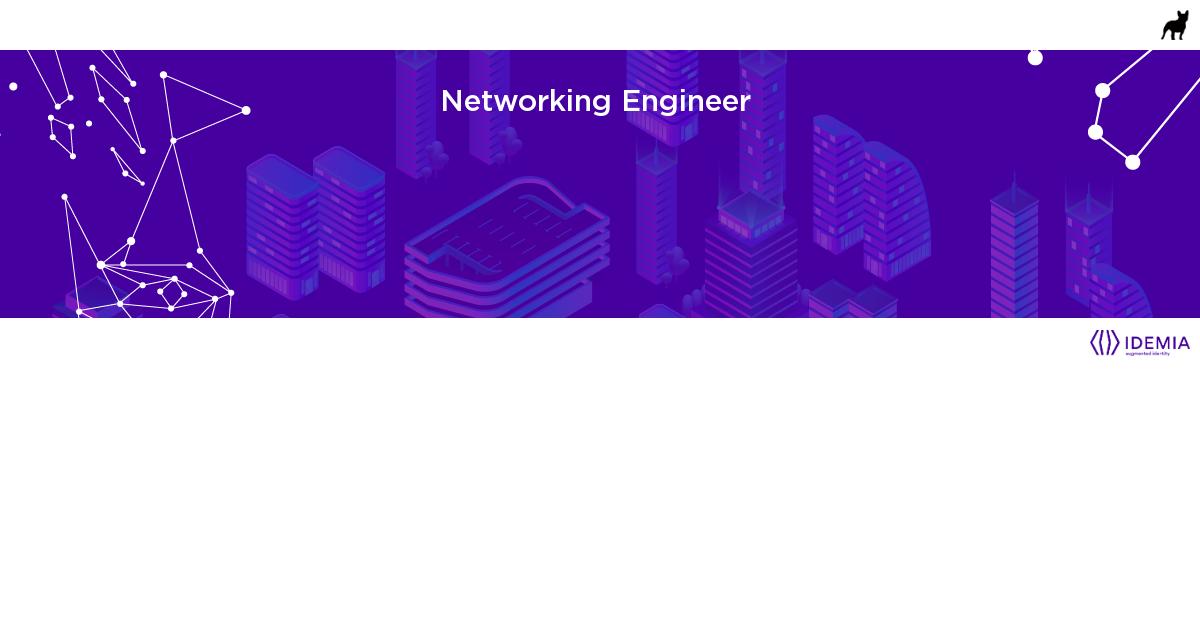 Networking Engineer - Łódź - IDEMIA